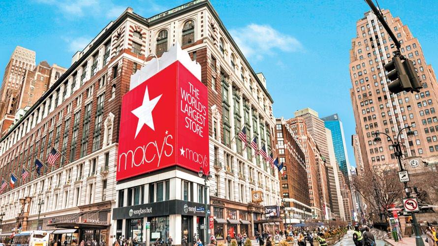 a08b541c1 Lojas de eletrônicos, lojas de roupas, lojas de instrumentos musicais em  Nova Iorque, onde comprar produtos ...